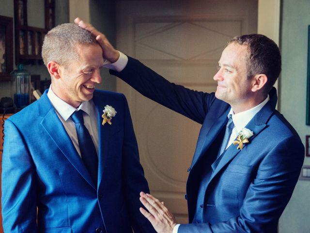 Il matrimonio di Pieter e Janne a Varese, Varese 6