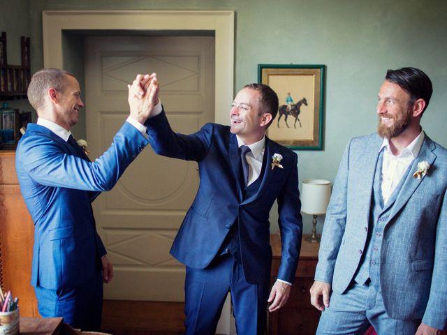 Il matrimonio di Pieter e Janne a Varese, Varese 7