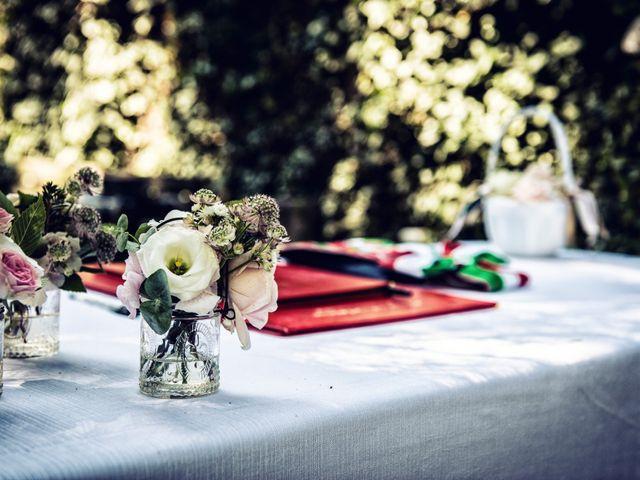 Il matrimonio di Pieter e Janne a Varese, Varese 14