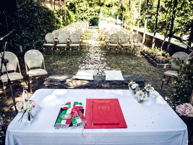 Il matrimonio di Pieter e Janne a Varese, Varese 15