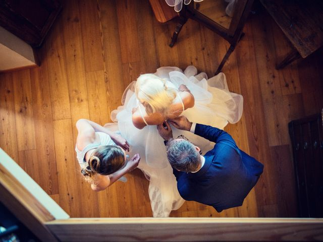 Il matrimonio di Pieter e Janne a Varese, Varese 17