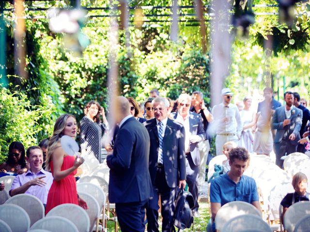 Il matrimonio di Pieter e Janne a Varese, Varese 27