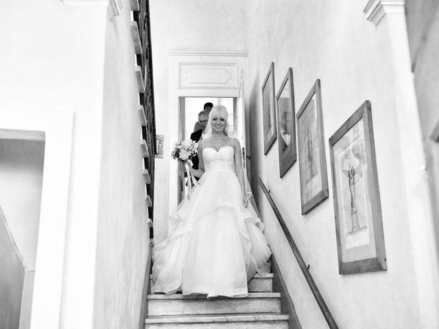 Il matrimonio di Pieter e Janne a Varese, Varese 34