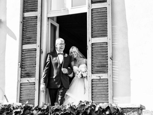 Il matrimonio di Pieter e Janne a Varese, Varese 35