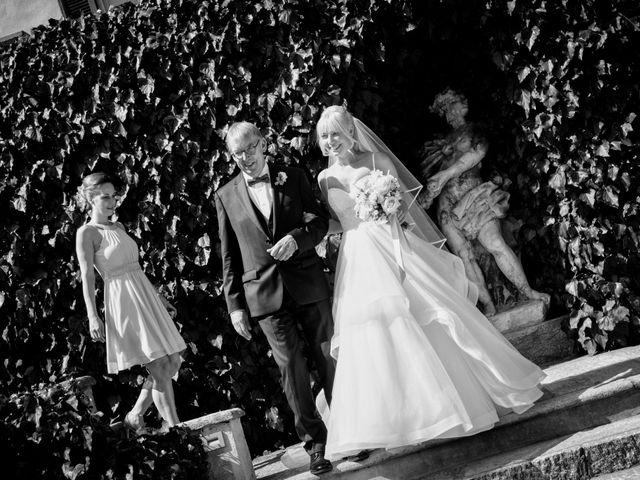 Il matrimonio di Pieter e Janne a Varese, Varese 36