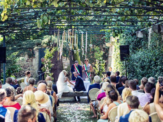 Il matrimonio di Pieter e Janne a Varese, Varese 37