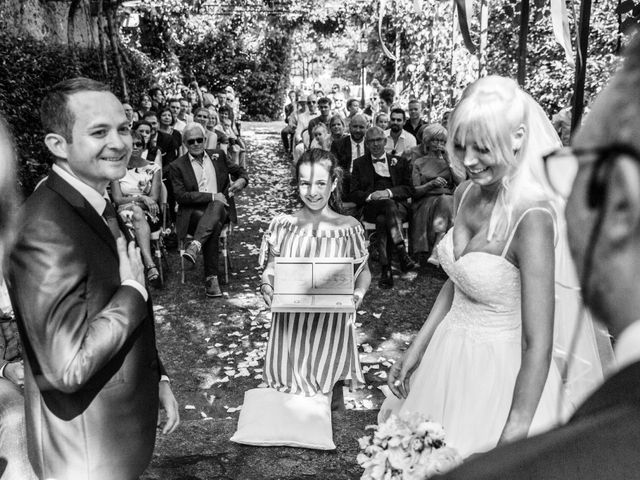 Il matrimonio di Pieter e Janne a Varese, Varese 39