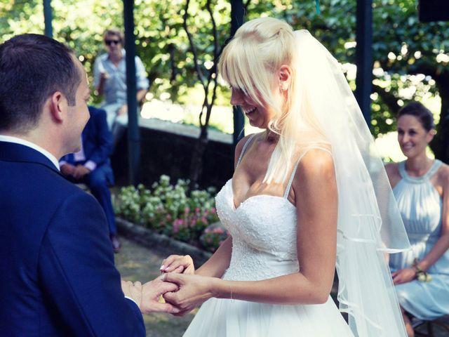 Il matrimonio di Pieter e Janne a Varese, Varese 40