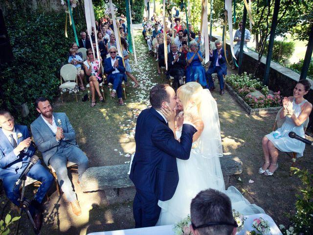 Il matrimonio di Pieter e Janne a Varese, Varese 41
