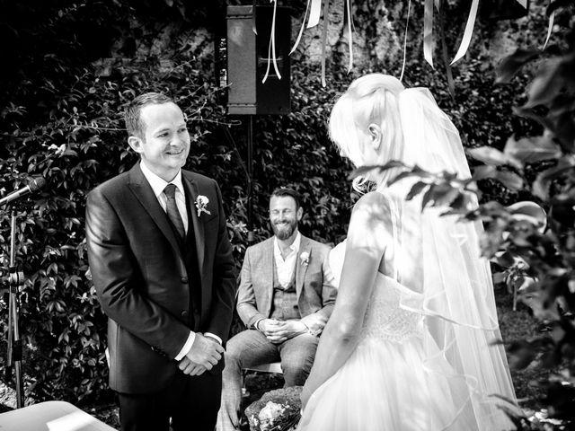 Il matrimonio di Pieter e Janne a Varese, Varese 43