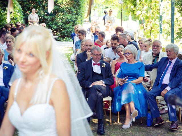 Il matrimonio di Pieter e Janne a Varese, Varese 45