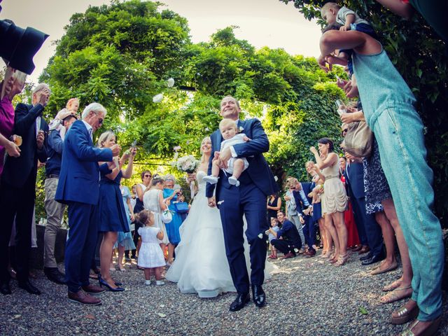 Il matrimonio di Pieter e Janne a Varese, Varese 47
