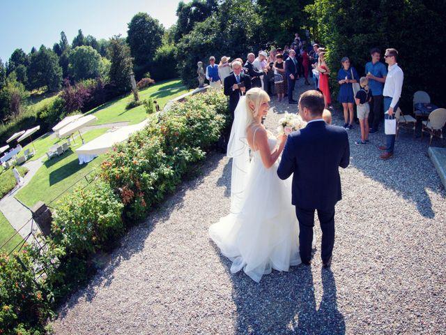 Il matrimonio di Pieter e Janne a Varese, Varese 48