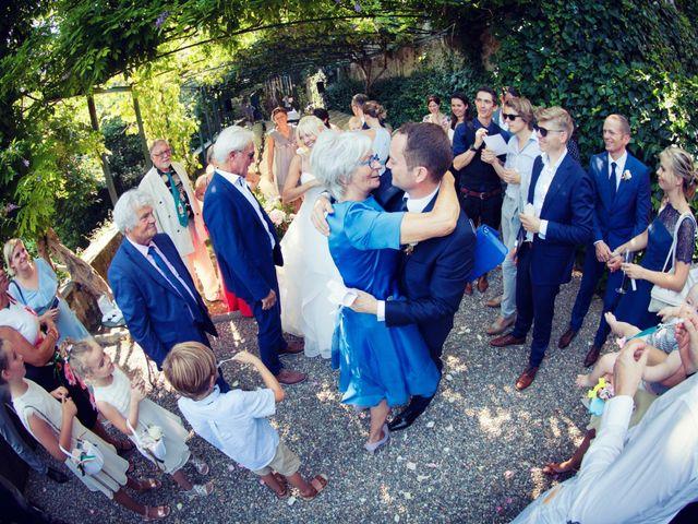 Il matrimonio di Pieter e Janne a Varese, Varese 49