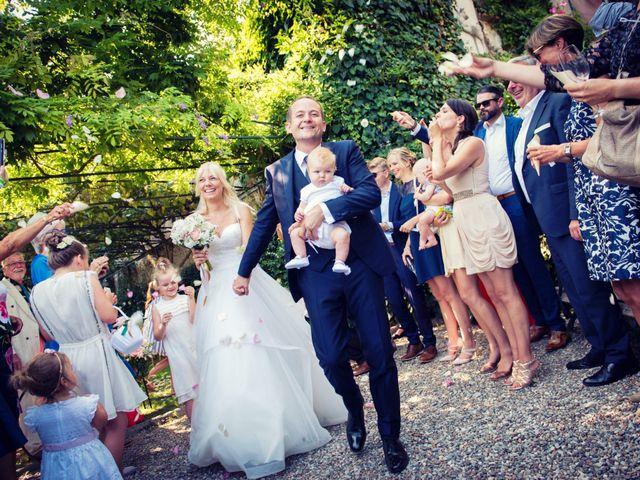 Il matrimonio di Pieter e Janne a Varese, Varese 50