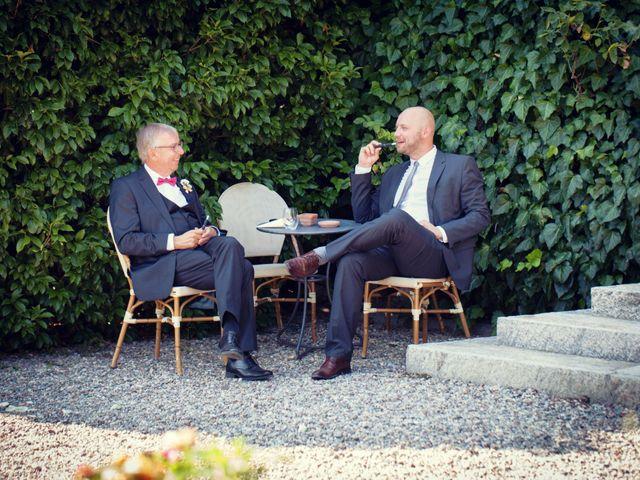 Il matrimonio di Pieter e Janne a Varese, Varese 52