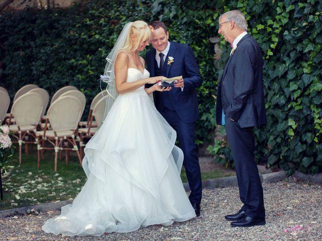 Il matrimonio di Pieter e Janne a Varese, Varese 56