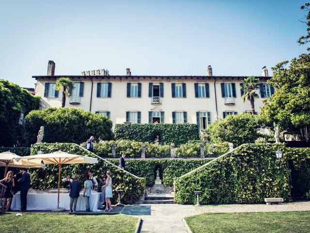 Il matrimonio di Pieter e Janne a Varese, Varese 57