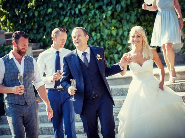 Il matrimonio di Pieter e Janne a Varese, Varese 60