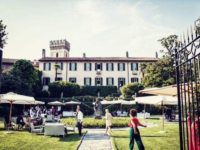 Il matrimonio di Pieter e Janne a Varese, Varese 70