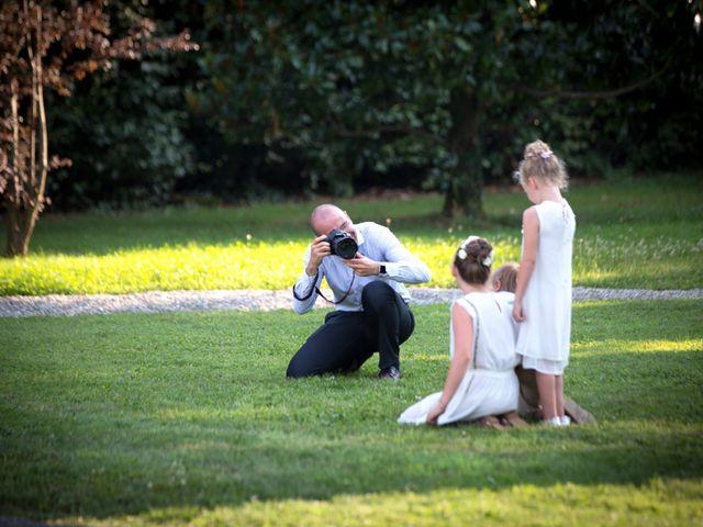Il matrimonio di Pieter e Janne a Varese, Varese 73