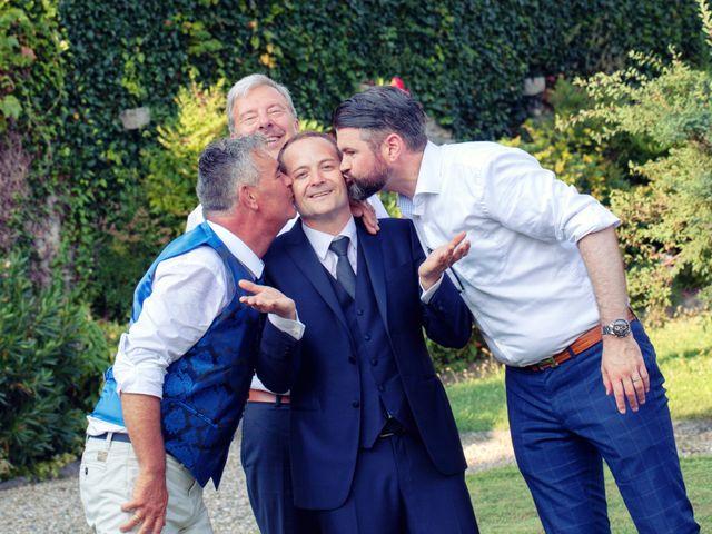 Il matrimonio di Pieter e Janne a Varese, Varese 74