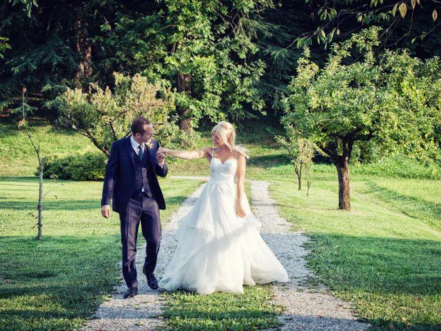 Il matrimonio di Pieter e Janne a Varese, Varese 78