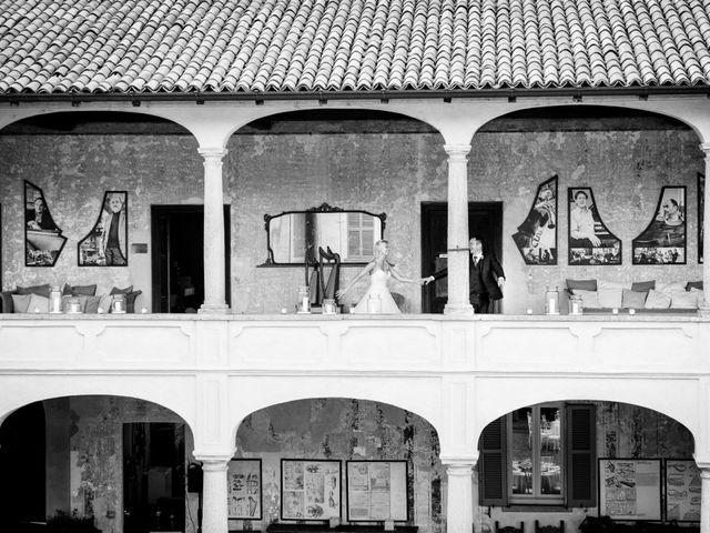 Il matrimonio di Pieter e Janne a Varese, Varese 81
