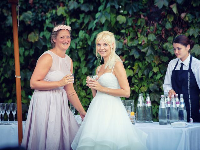 Il matrimonio di Pieter e Janne a Varese, Varese 85