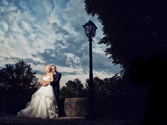 Il matrimonio di Pieter e Janne a Varese, Varese 86