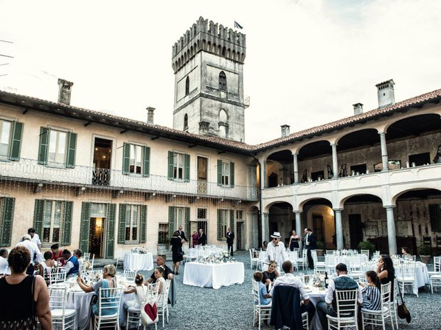 Il matrimonio di Pieter e Janne a Varese, Varese 87