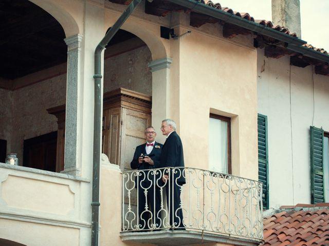 Il matrimonio di Pieter e Janne a Varese, Varese 88