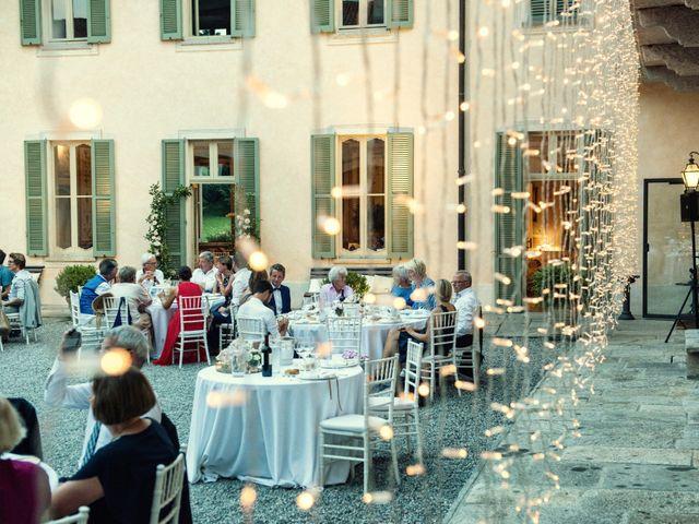Il matrimonio di Pieter e Janne a Varese, Varese 90