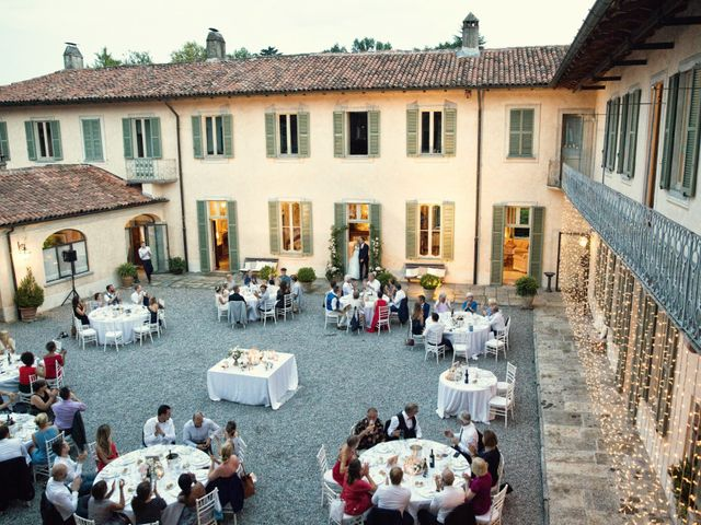 Il matrimonio di Pieter e Janne a Varese, Varese 92