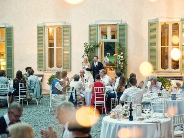 Il matrimonio di Pieter e Janne a Varese, Varese 94