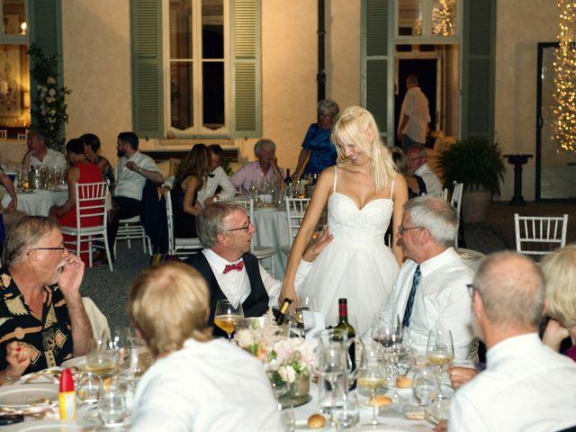 Il matrimonio di Pieter e Janne a Varese, Varese 98