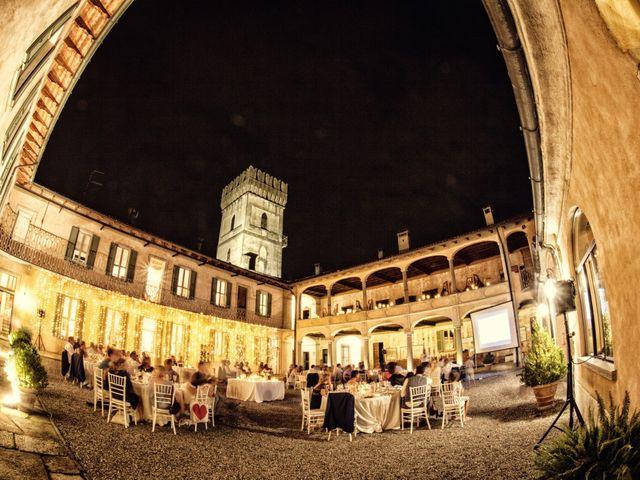 Il matrimonio di Pieter e Janne a Varese, Varese 100