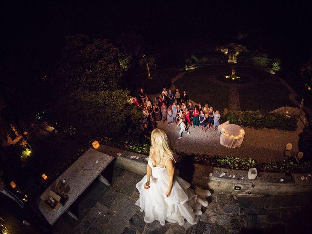 Il matrimonio di Pieter e Janne a Varese, Varese 105