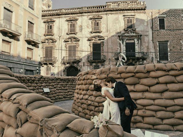 Il matrimonio di Roberto e Noemi a Palermo, Palermo 1