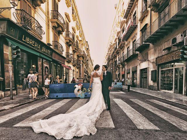 Il matrimonio di Roberto e Noemi a Palermo, Palermo 2