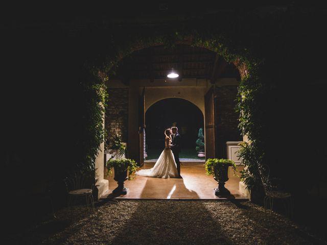 Il matrimonio di Stefano e Giulia a Pinerolo, Torino 1