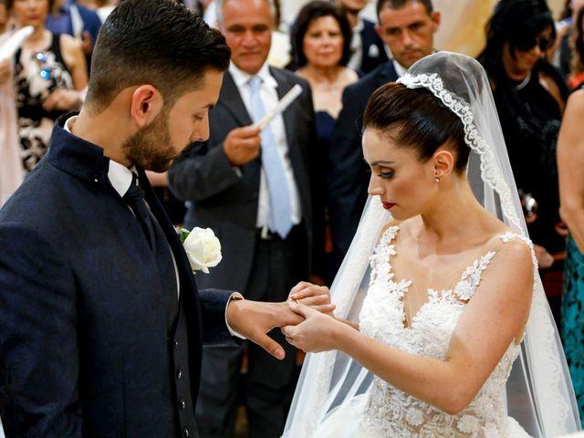 Il matrimonio di Angelo e Loredana a Catania, Catania 14