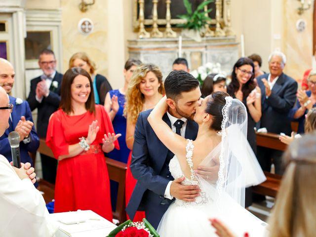 Il matrimonio di Angelo e Loredana a Catania, Catania 15