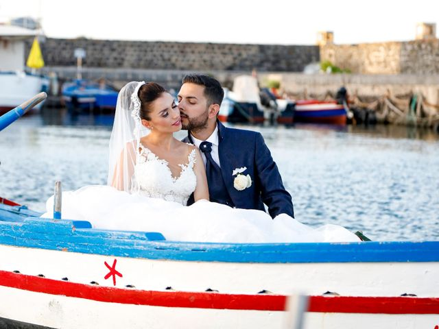 Il matrimonio di Angelo e Loredana a Catania, Catania 18