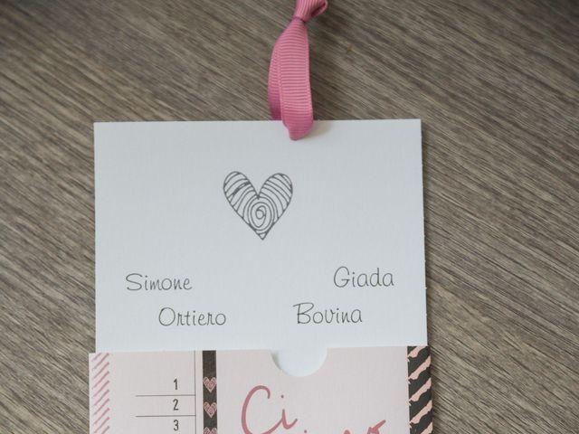 Il matrimonio di Simone e Giada a Ferrara, Ferrara 4