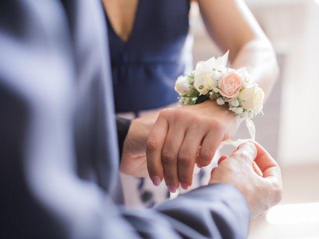 Il matrimonio di Simone e Giada a Ferrara, Ferrara 8