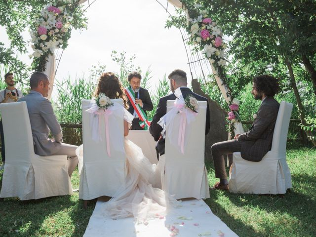 Il matrimonio di Simone e Giada a Ferrara, Ferrara 18