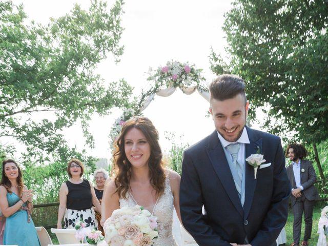 Il matrimonio di Simone e Giada a Ferrara, Ferrara 20