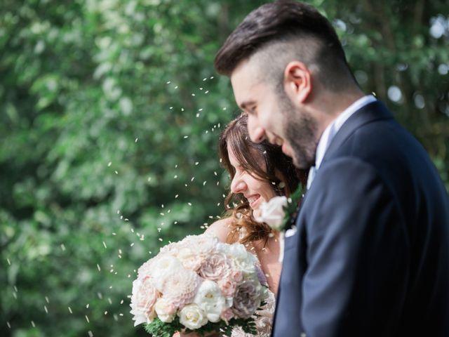 Il matrimonio di Simone e Giada a Ferrara, Ferrara 21