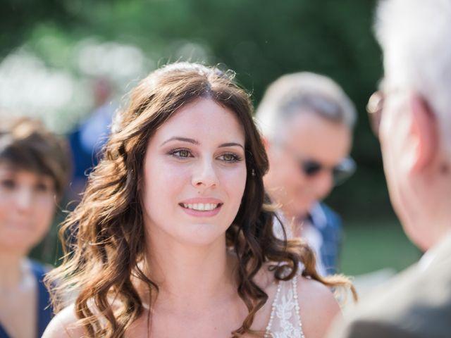Il matrimonio di Simone e Giada a Ferrara, Ferrara 22
